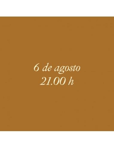 21h 06.08.2021 Los paseos musicales...
