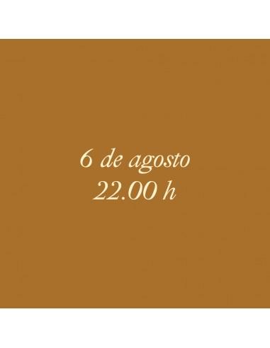 22h 06.08.2021 Los paseos musicales...