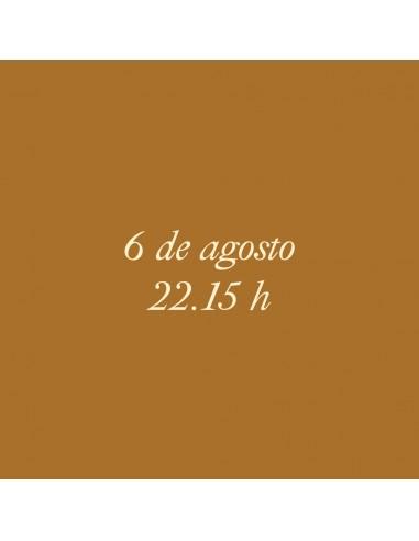 22h15 06.08.2021 Los paseos musicales...