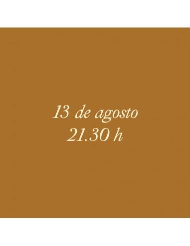 21:30h 13.08.2021 Los paseos...