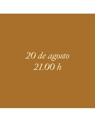 21h 20.08.2021 Los paseos musicales...