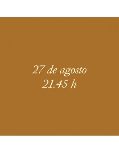 21:45h 27.08.2021 Los paseos...