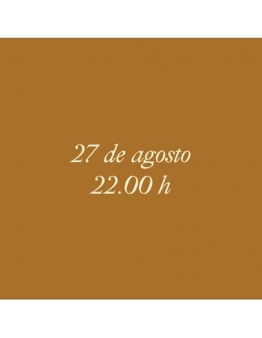 22h 27.08.2021 Los paseos musicales...