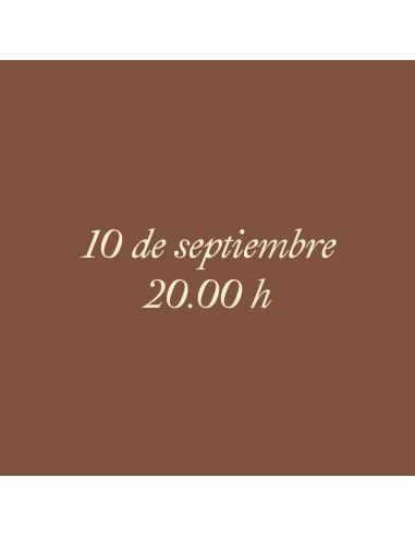 20h 10.09.2021 Los paseos musicales...