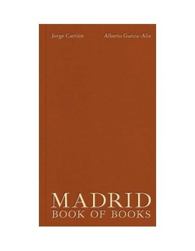 Jorge Carrión, Madrid: Books of books