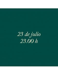 23h 23.07.2021 Los paseos...