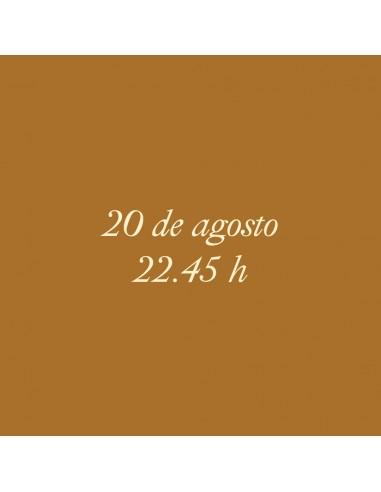 22:45h 20.08.2021 Los paseos...