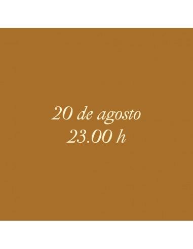 23h 20.08.2021 Los paseos musicales...