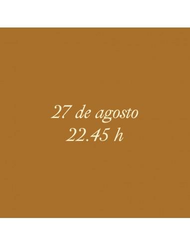 22:45h 27.08.2021 Los paseos...
