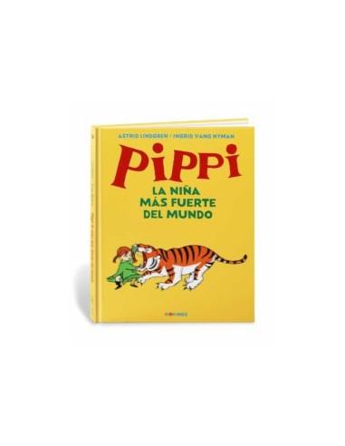 Astrid Lindgren, Pippi. La niña más...