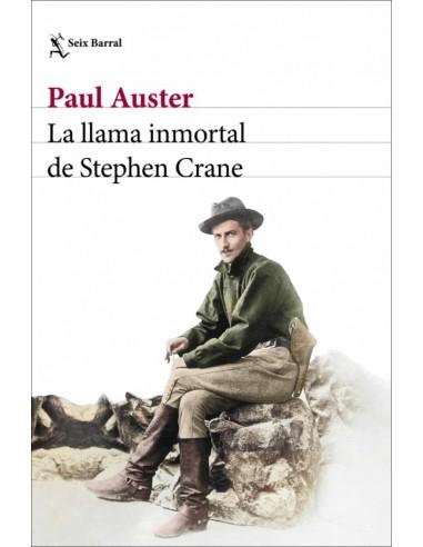 Paul Auster, La llama inmortal de...