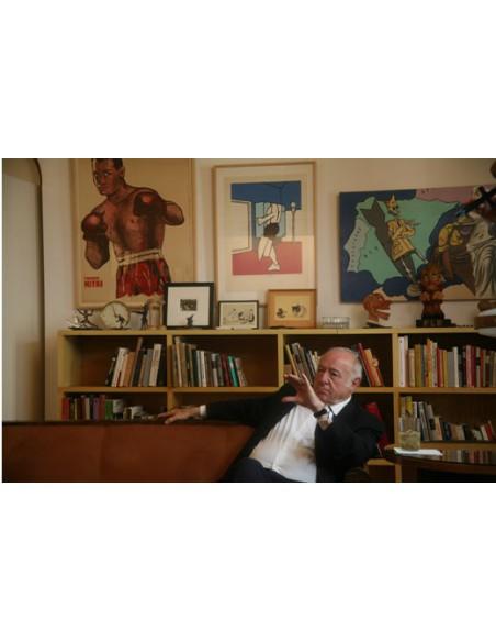 Exposición individual. 24 horas con Eduardo Arroyo