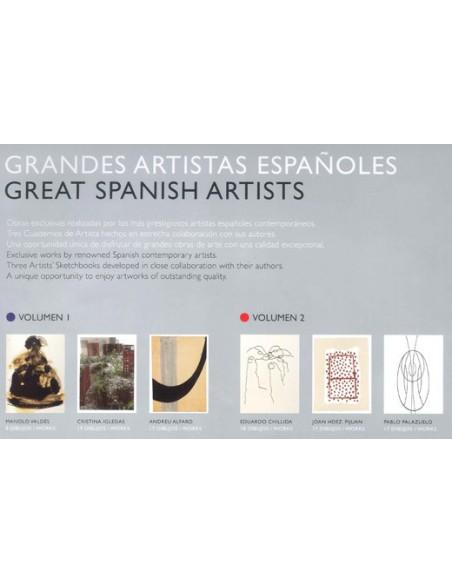 Grandes Artistas Españoles