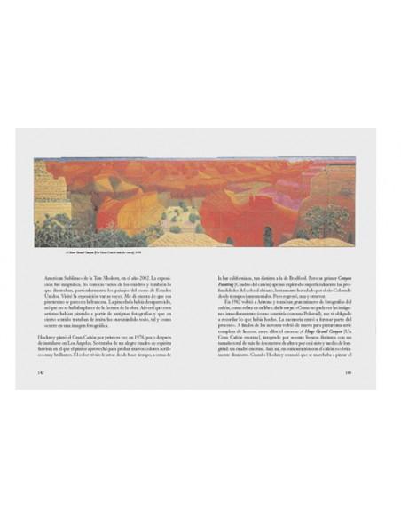David Hockney. El gran mensaje