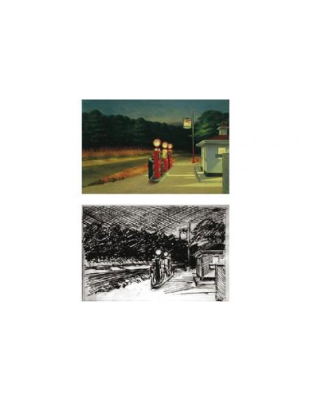 Edward Hopper. Pinturas y dibujos