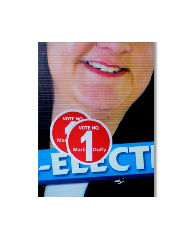 Vote No.1