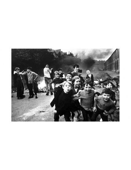 Londonderry. Irlanda del Norte, 1972
