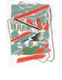 Cuaderno de Artista de Luis Gordillo