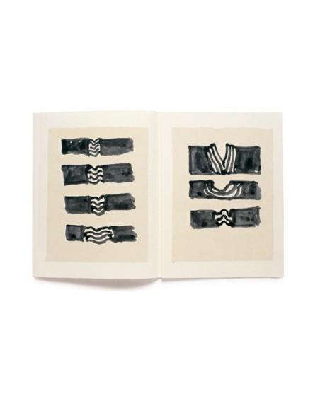 Cuaderno de Artista de Hernández Pijuan