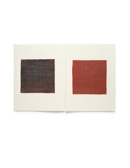 Cuaderno de Artista de Sol LeWitt