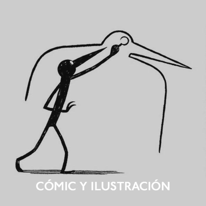 Cómic e Ilustración
